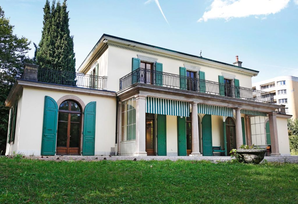 Villa Dutoit, Genève